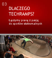 ¿Por qué Techramps?
