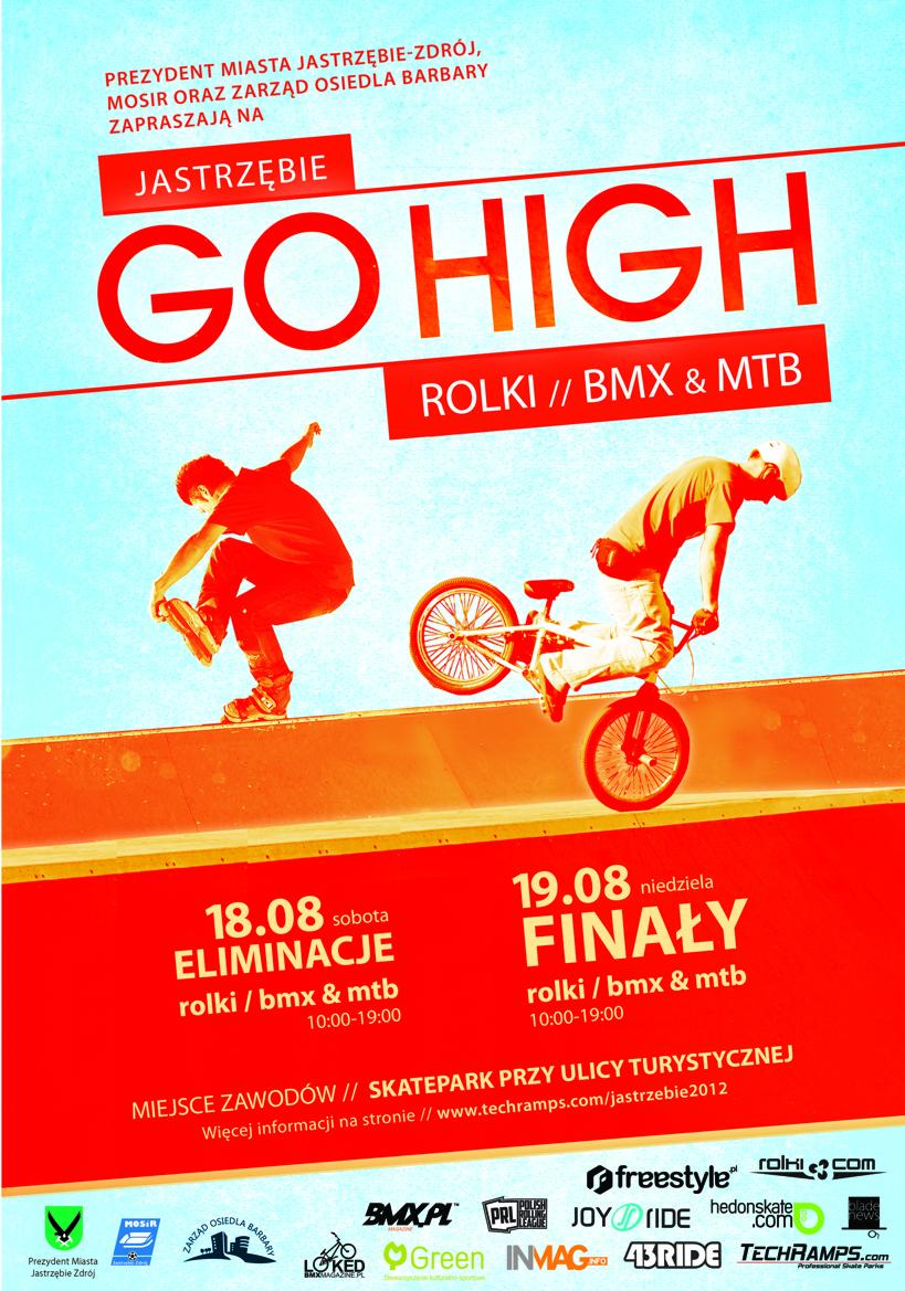 Zawody Jastrzębie Go High 2012