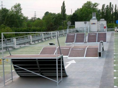 Мобилен скејтпарк на изнајмување