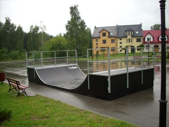 Скејтпарк во Буковно
