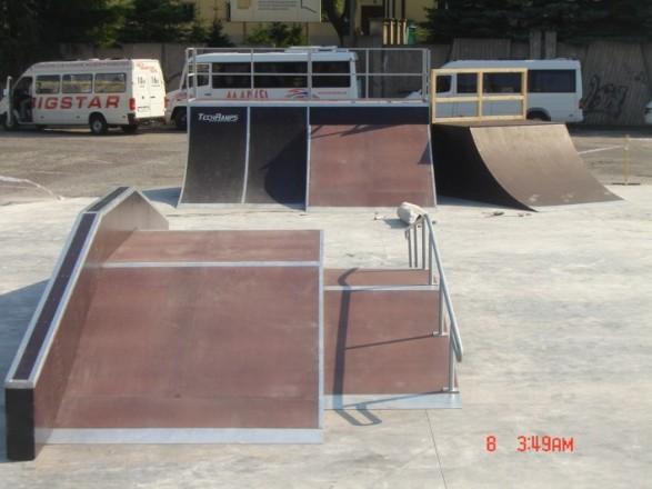 Скејтпарк во Жешов