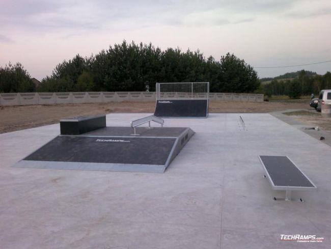 Скејтпарк во Крочице