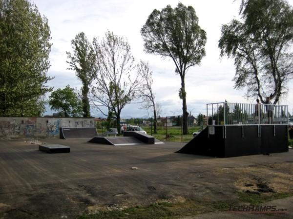 Скејтпарк во Нови Тарг