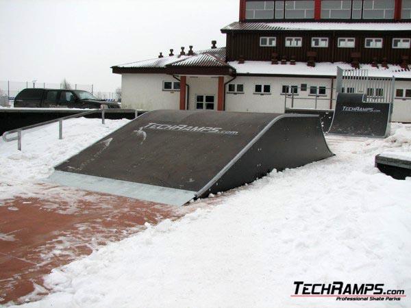 Скејтпарк во Ревал
