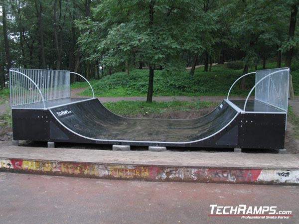 Скејтпарк во Рибник