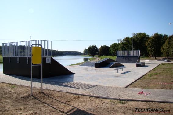 Скејтпарк во Скјерњевице
