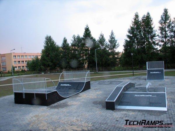 Скејтпарк во Чеховице-Џеџице