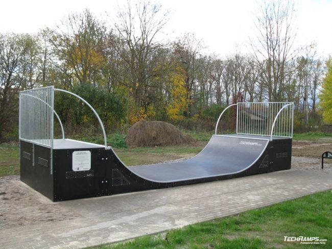 Скејтпарк Išdagai (Литванија)