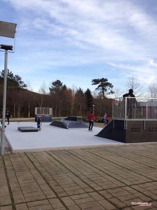 Скејтпарк Renedo (Шпанија)