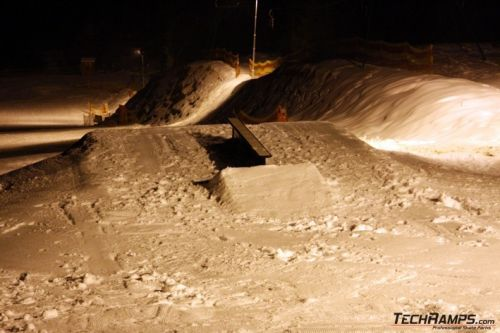 Снежен парк Конинки 2011