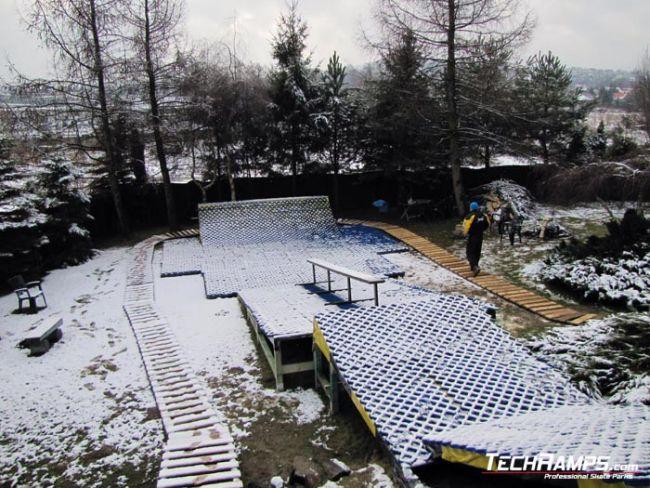 Снежен парк Прив - Оскар