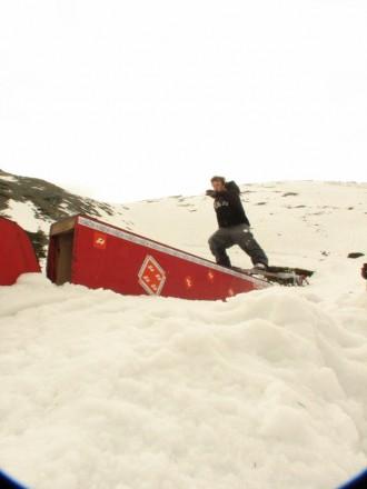 Снежна кутија Ломница