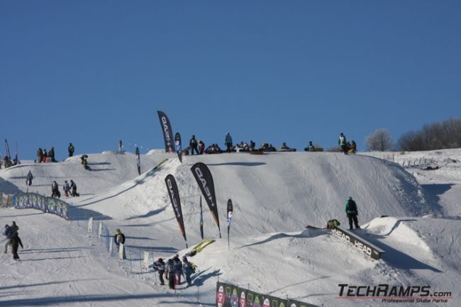 Снежен парк Витов 2010