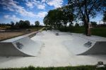 Betonowy skatepark w Stopnicy