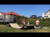 Minirampa Junior DIY