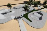 Sample concrete skatepark 545857