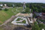 Skatepark Chorzów - betonowy