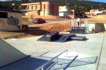 Skatepark in Alcover - Spain