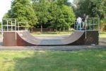 Skatepark w Ciechanowie