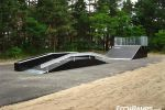 Skatepark w Kluczach
