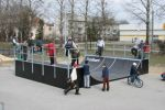 Skatepark w Ostrowie Wielkopolskim