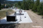 Skatepark w Puchov - Słowacja
