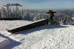 Snowpark Szczyrk Juliany 2012