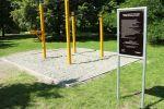 Street Workout Park Dąbrowa Górnicza