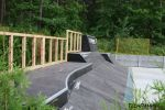 Woodcamp 2008 skatepark