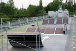 Wypożyczanie skateparku