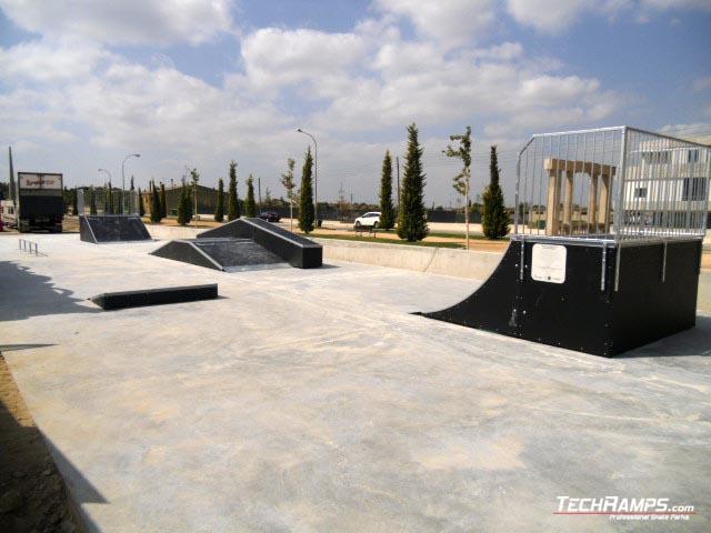 Скејтпарк Almacelles (Шпанија)