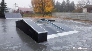 Bank ramp
