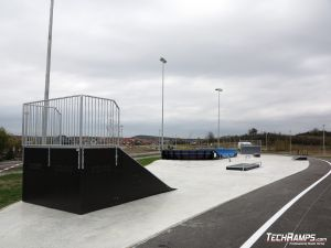 Bank ramp Bilcza