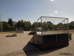 Bank ramp - Grajewo