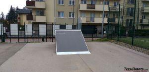 Bank ramp H150 - Warka