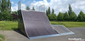 Bank Ramp Techramps