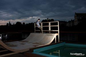 Barka kraków - plaża foto session
