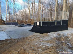 Bemowo Skatepark w Warszawie