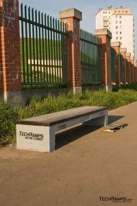 Betonowy Box Techramps