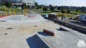 Betonowy skatepark Ergo Arena