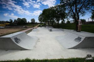 Betonowy skatepark w Stopnicy - Concrete Light Series