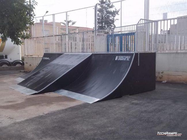 Скејтпарк Betxi (Шпанија)