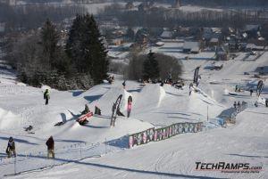 Big Air w Witowie budował Techramps