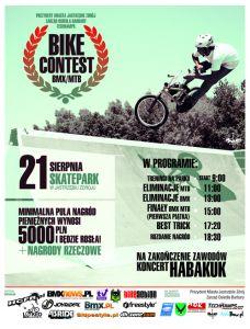 Bike Contest BMX/MTB