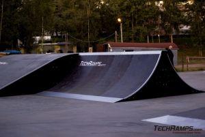 BMX skatepark w Jastrzębiu