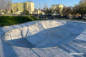 Bol en béton - Opole