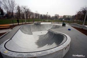 Bowl betonowy