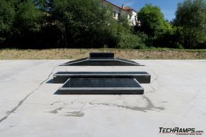 Box Techramps w technologii Prestiż