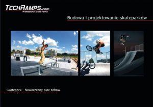 Broszurka Techramps 2009 - skateparki