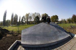 Budowa skateplazy w Krakowie